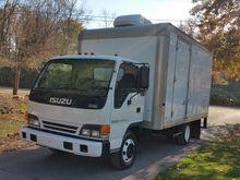 2003 ISUZU ISUZU BOX TRUCK - ST