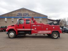 2011 INTERNATIONAL 4400 WRECKER