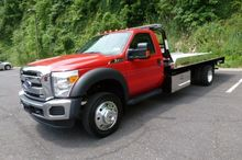 2016 FORD F550 CAR CARRIER