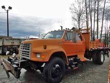 Used 1995 FORD F750