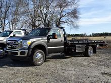 New 2016 FORD F550 R