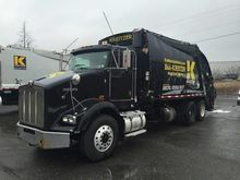 2007 KENWORTH T800 CONVENTIONAL