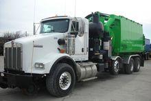 2010 KENWORTH T800 Vacuum truck