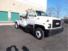 1994 Gmc Wrecker Tow Truck