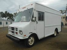 1993 GMC STEP VAN BOX TRUCK - S