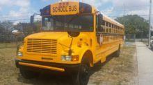 2000 INTERNATIONAL DT466 BUS