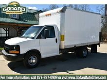 2011 CHEVROLET EXPRESS COMMERCI