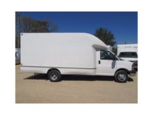 2016 CHEVROLET EXPRESS BOX TRUC