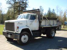 1983 GMC DUMP TRUCK