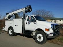 New 2015 FORD F750 C