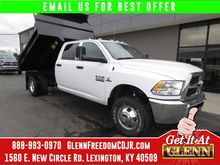 2016 RAM 3500 CAB CHASSIS
