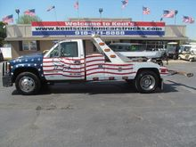 1998 GMC SIERRA 3500 WRECKER TO