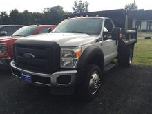 2012 FORD F-550 CHASSIS CAB CHA