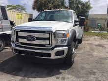 New 2015 FORD F450 W