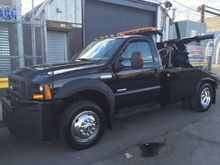 Used 2007 FORD F-550