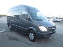 2013 MERCEDES-BENZ SPRINTER 250