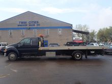 2005 FORD F650 Car carrier