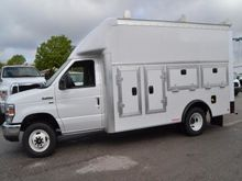 2016 Ford E-350 Box truck - str