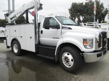 New 2016 FORD F750 C
