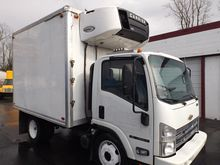 2008 CHEVROLET W5500 CAB CHASSI