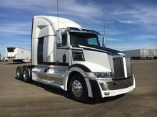 2016 WESTERN STAR 5700XE CONVEN
