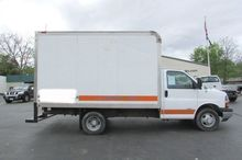 2006 CHEVROLET EXPRESS G3500 BO