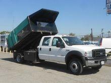 2006 Ford F-450 Dump truck