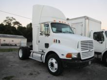 1997 FORD L8513 CONVENTIONAL -
