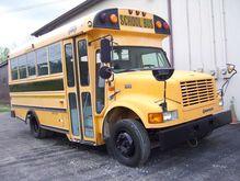 1998 INTERNATIONAL 3400 BUS
