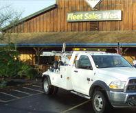 2011 DODGE Wrecker Tow Truck