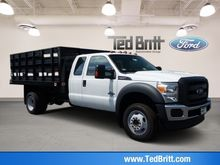 2016 FORD F-550SD CAB CHASSIS