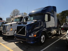 2014 VOLVO TRUCKS VN CONVENTION