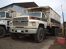 Used 1988 FORD F9000