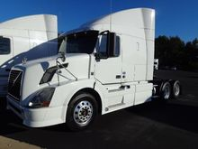 2012 VOLVO VNL64T630 Convention