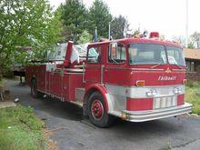 1975 FIRE TRUCK