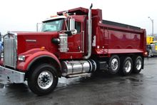 New 2016 KENWORTH W9