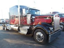 New 2015 KENWORTH W9
