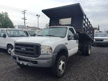 2005 FORD F450 Dump truck