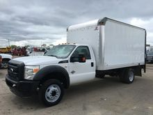 2011 FORD F450 SUPER DUTY BOX T
