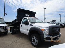 New 2016 FORD F550 D