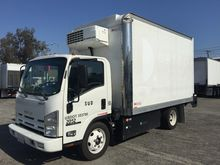 2012 ISUZU NPR HD FOOD TRUCK