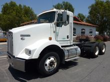 2009 KENWORTH T800 CONVENTIONAL