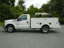 New 2013 FORD F350 C