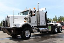 2007 KENWORTH C500 WINCH TRUCK
