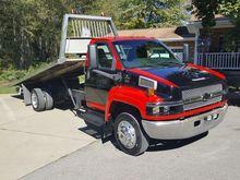 2003 CHEVROLET C4500 CAB CHASSI