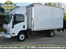 2008 Isuzu NPR Box truck - stra
