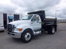 New 2015 FORD F650 C