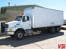 2008 STERLING ACTERRA BOX TRUCK