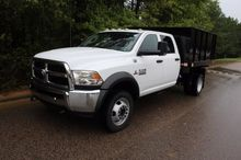 2015 RAM 5500 CAB CHASSIS