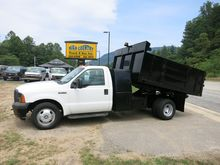 Used 2005 FORD F350